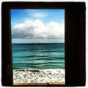 loue studio avec vue sur mer en bretagne. Black Bedroom Furniture Sets. Home Design Ideas